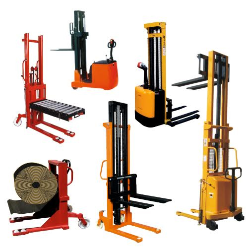 Powder Coating For Material Handling Equipment